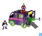 Imaginext DC Superfriends Joker Villain Van
