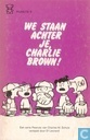 We staan achter je, Charlie Brown!
