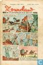 Comic Books - Achtervolging in de woestijn, De - Zonneland 43