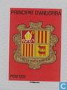 Wappen von Andorra