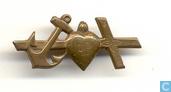 Anker hart kruis (hoop liefde geloof)