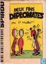 Deux fins diplomates