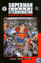 Superman versus the Terminator - Death to the Future