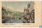 Souvenir de Namur - L'Ecluse de la Sambre