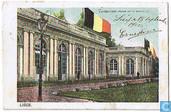 Expotition. Palais de la Dentelle - Liège