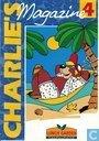 Bandes dessinées - Charlie's magazine (tijdschrift) - Nummer  4
