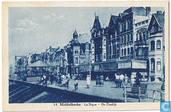 Middelkerke - La Digue - De Zeedijk