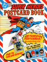 DC Super Heroes Postcard Book
