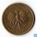 Pologne 2 zlote 1988