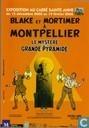 Blake et Mortimer a Montpellier - Le Mystere de la Grande Pyramide