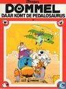 Strips - Dommel - Daar komt de pedalosaurus