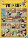 Bandes dessinées - Ons Volkske (tijdschrift) - 1965 nummer  33