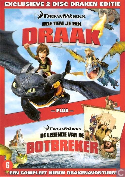 Hoe Tem Je Een Draak De Legende Van De Botbreker Dvd