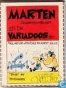Bandes dessinées - Marten - Marten de marktschreeuwer en de variadoos