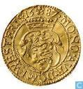 West-Friesland ducat 1587