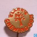 Clark's chewing-gum (Oranje ingekleurd)