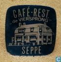 """Café-Rest. """"La croisée des chemins"""" Seppe"""