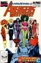 Comic Books - Avengers, The [Marvel] - Gather Now Ye Seven Brides!