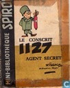 Le conscrit 1127 Agent secret