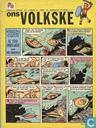 Bandes dessinées - Ons Volkske (tijdschrift) - 1965 nummer  5