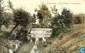 Watermolen Geulhem bij Valkenburg