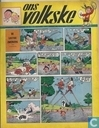 Bandes dessinées - Ons Volkske (tijdschrift) - 1958 nummer  46