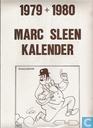 Bandes dessinées - Pollopof - 1979 + 1980 Marc Sleen kalender