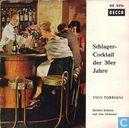 Schlager-Cocktail der 30er jahre