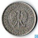Polen 1 zloty 1973