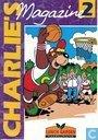 Comic Books - Charlie's magazine (tijdschrift) - Nummer  2