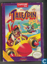 Video games - Nintendo NES (Nintendo Entertainment System) - Disney's TaleSpin
