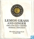 Lemong Grass and Ginger
