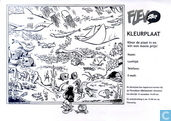 Flevostrip - Kleurplaat
