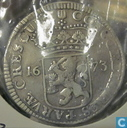 Holland 1673 silver ducat