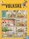 Bandes dessinées - Ons Volkske (tijdschrift) - 1972 nummer  47
