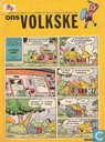 Comic Books - Ons Volkske (tijdschrift) - 1972 nummer  47