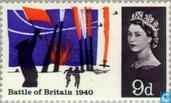 Postage Stamps - Great Britain [GBR] - 1940 Battle of Brittain