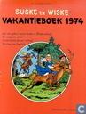 Comic Books - Jerom - Vakantieboek 1974
