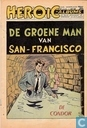 Comic Books - Condor, Le - De groene man van San-Francisco