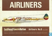 Airliners No.08 (Ethiopian Constellation)