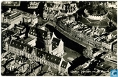 Leiden, Stadhuis en de Burcht