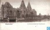 De Stadshouderskade met Rijks-Museum