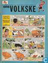 Bandes dessinées - Ons Volkske (tijdschrift) - 1972 nummer  28
