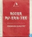 Roter Pu-Erh-Tee