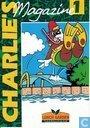 Comic Books - Charlie's magazine (tijdschrift) - Nummer  1