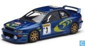 Subaru Impreza – World Rally Championship, Monte Carlo Rally