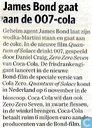 20080905 James Bond gaat aan de 007-cola
