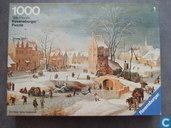 Winterlandschap Brueghel