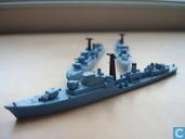 Escort flotte HMAS Diana