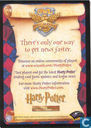 Cartes à collectionner - Harry Potter) Special Cards - Owl Post Ad - Promo